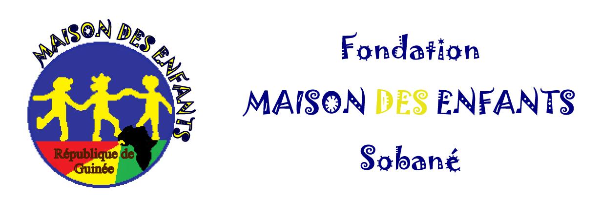 """CENA BENEFICA """"Maison des Enfants"""""""